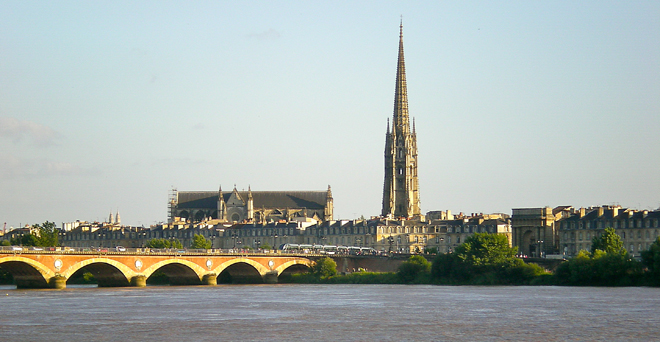 skyline Bordeaux
